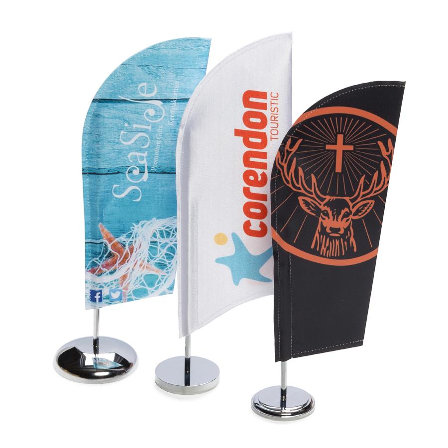 Design mini beachflag