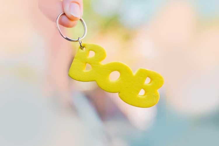 BOB-campagne sleutelhanger populair