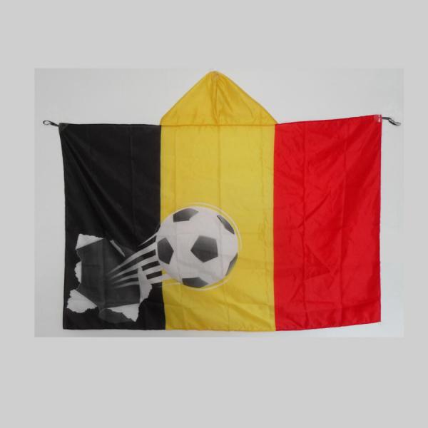 België-vlag-met-kap