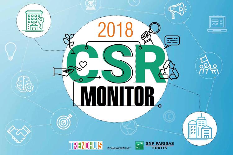 CSR-Monitor MVO belangrijk voor Belgische bedrijven