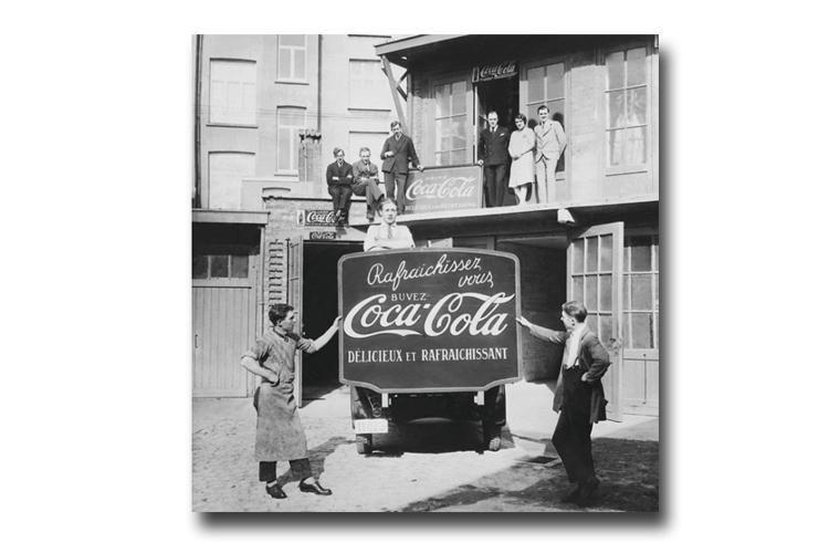Coca-Cola viert 90 jaar in België