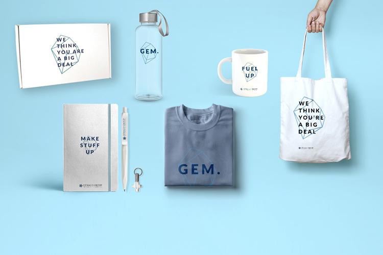 Gemaco Welcome Kit voor nieuwe medewerkers