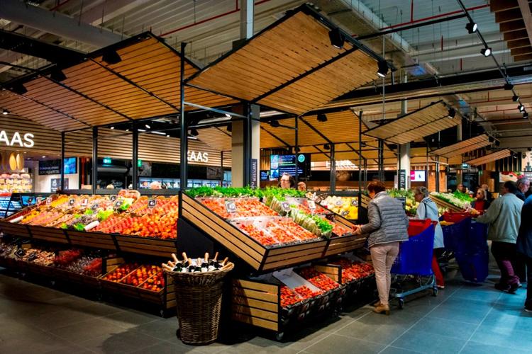 Onderzoek voorkeur voor fysieke winkel voor levensmiddelen