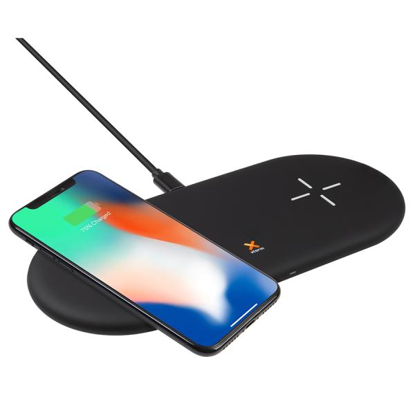 XW208 Xtorm Wireless Dual Charging Pad Twin