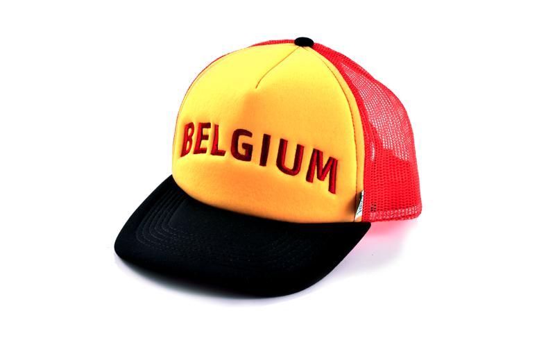 Trucker cap Belgium