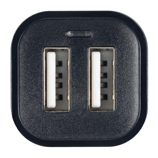 AU012 Xtorm Power Car-plug 2 USB ports