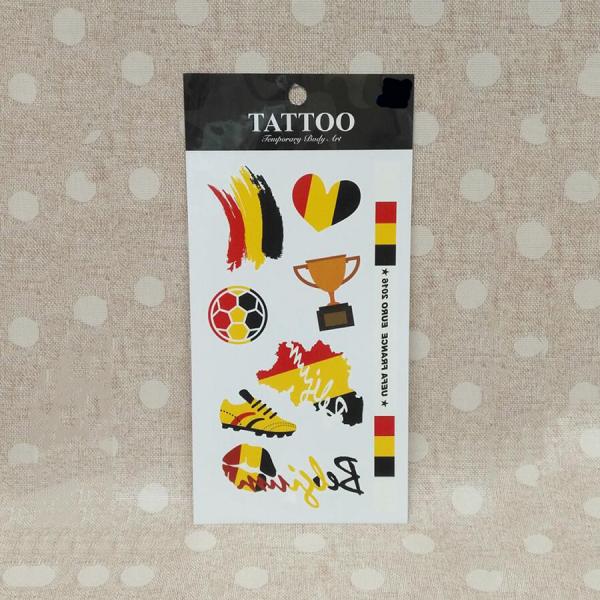 België tattoo
