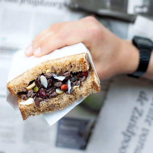 Hagelswag sandwich
