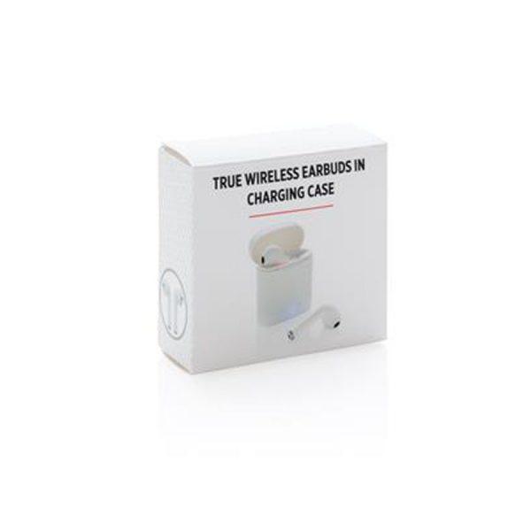 True Wireless Oordoppen In Case Verpakking XIMA