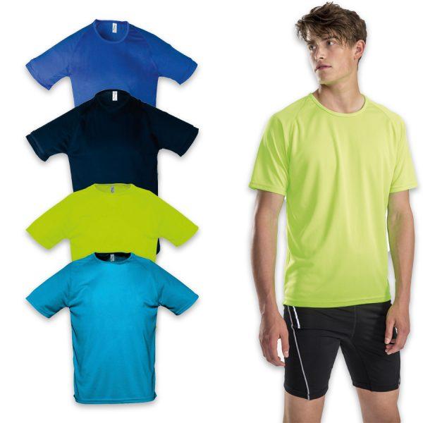 Tshirt-Sporty-140gm²