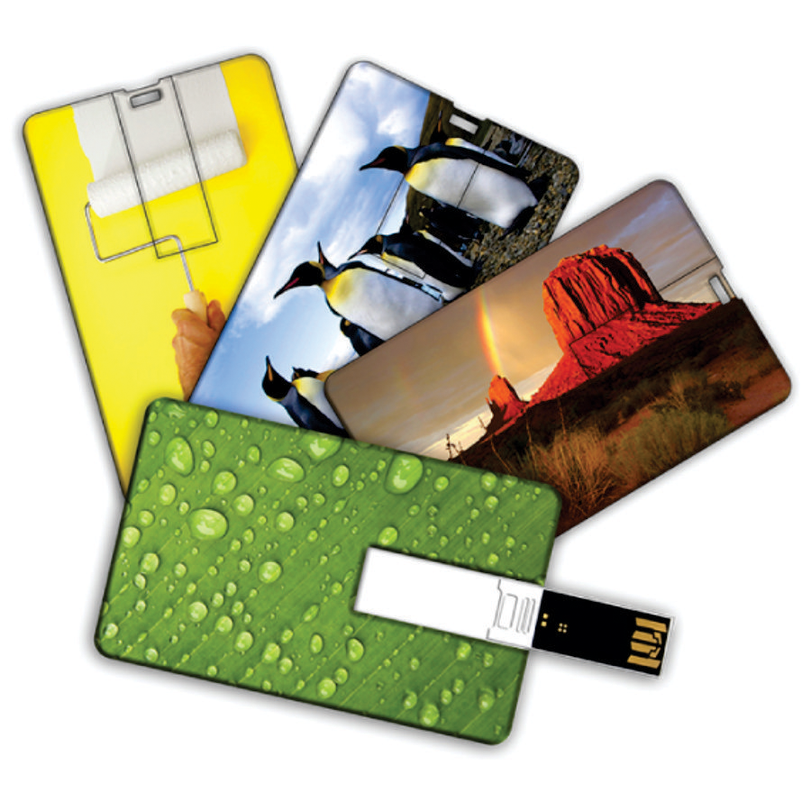 USB Creditcard JVO Business Gifts