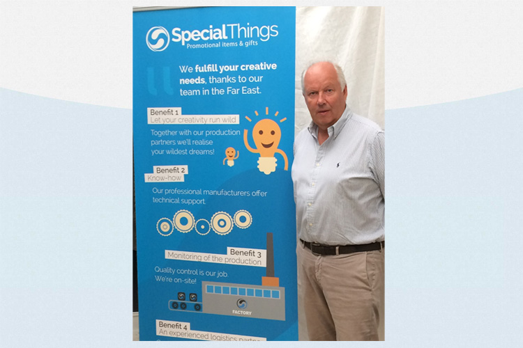 Jean-Luc Cappuyns bij Special Things