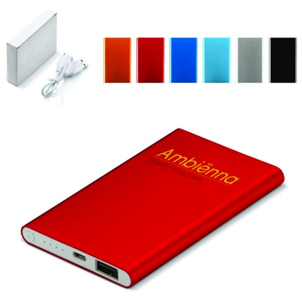Powerbank JVO Business Gifts