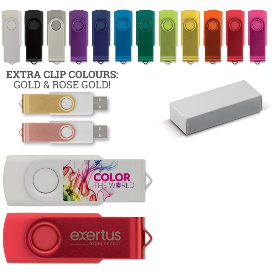 USB Stick Twister JVO Business Gifts