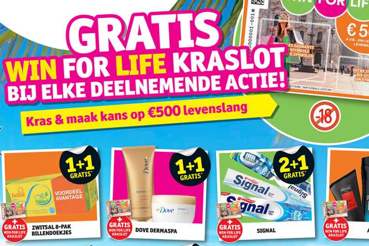 promowatch kruidvat 17-8 win for life