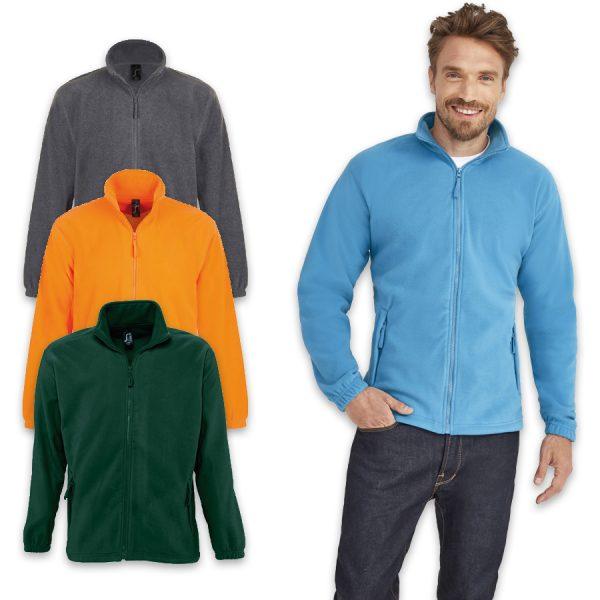 Fleece-jacket-North-300gm²