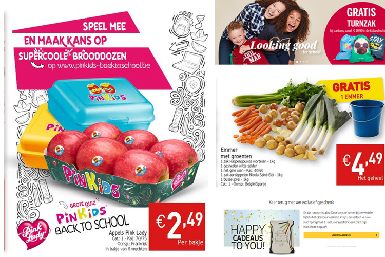 intermarche-promowatch-pink-lady
