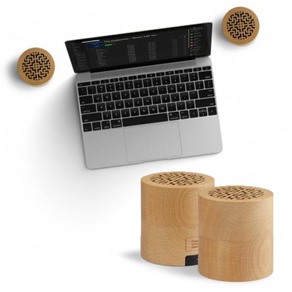 Set bluetooth speakers Woodstock