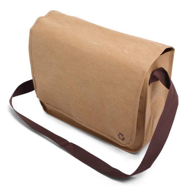 Washed Kraft Shoulderbag