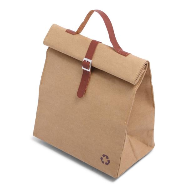 Washed Kraft Lunchbag