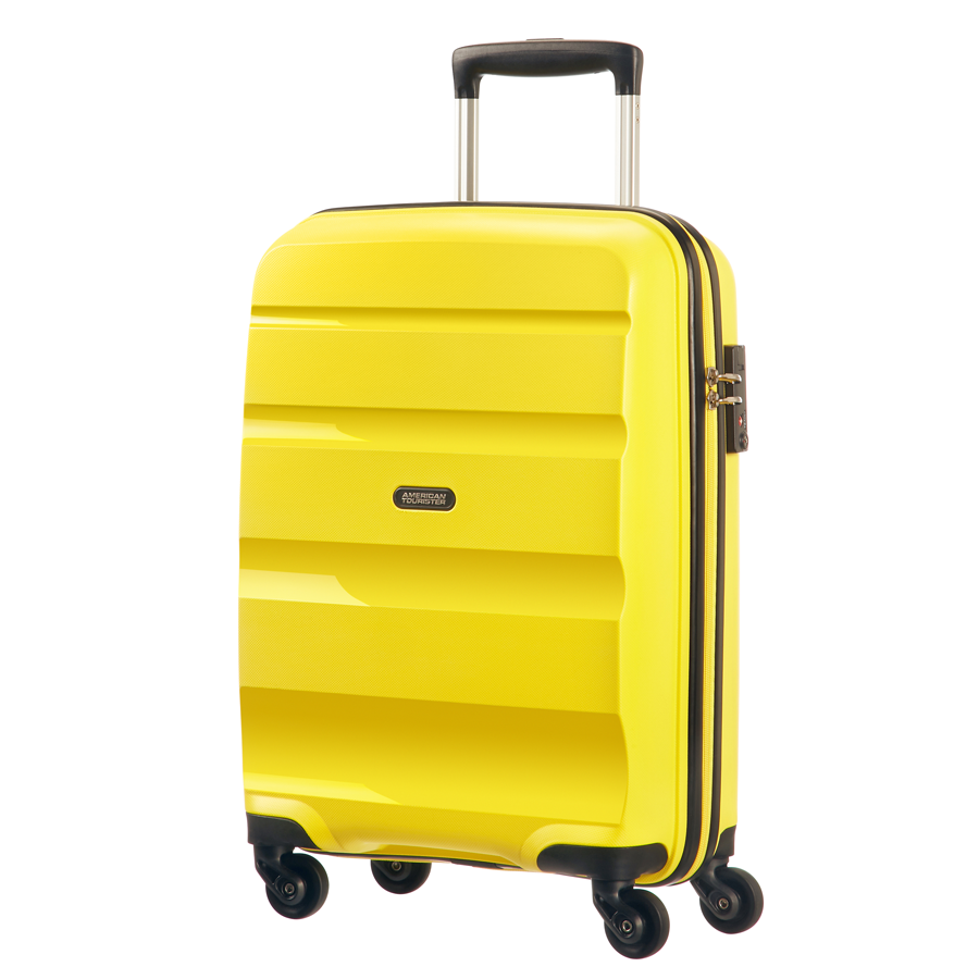 American Tourister Bon Air Spinner 55 koffer met logo