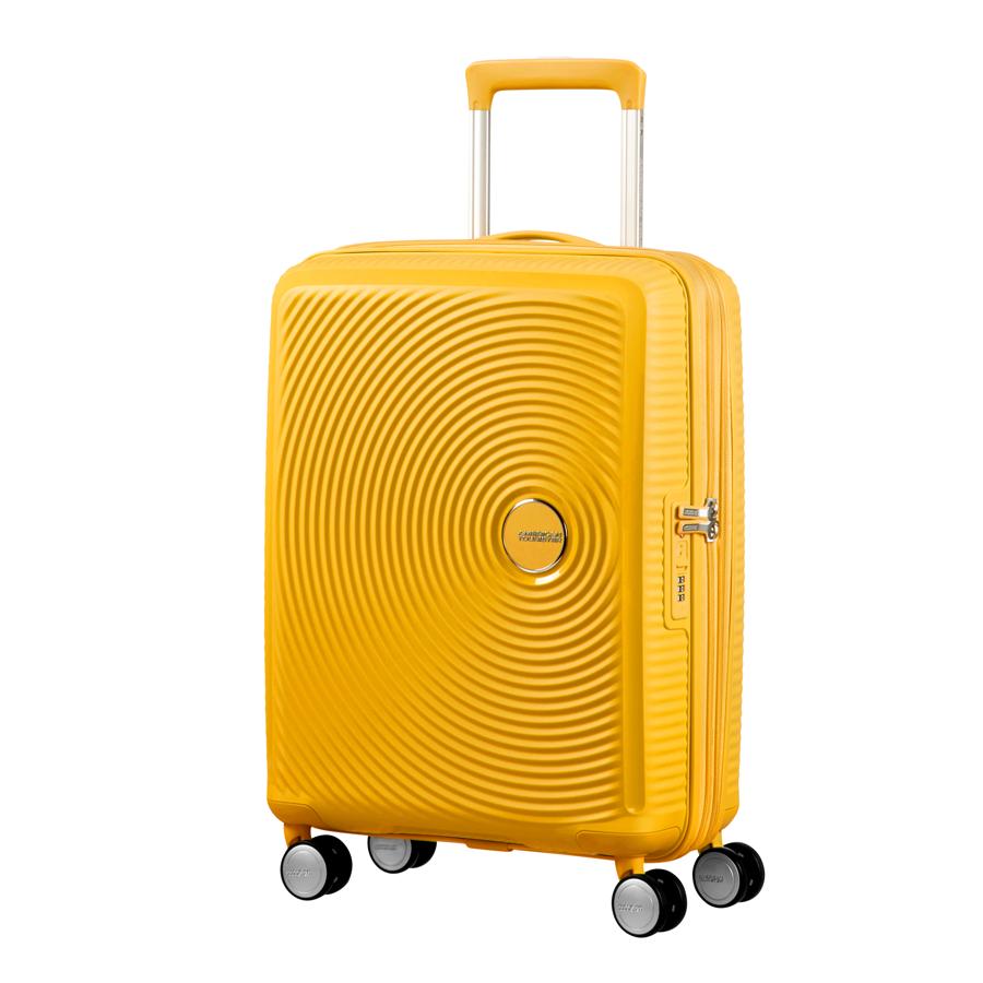 American Tourister handbagagekoffer met logo