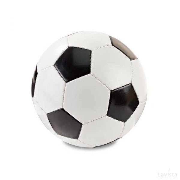 Bedrukte goedkope voetbal met bedrukking van logo