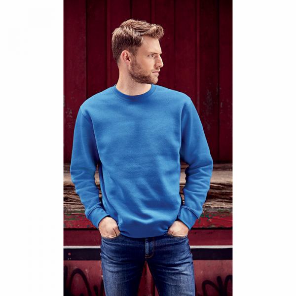 Bedrukte sweater Russell
