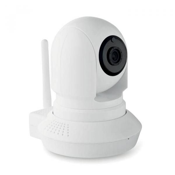 Bewakingscamera eye watch met logo bedrukking