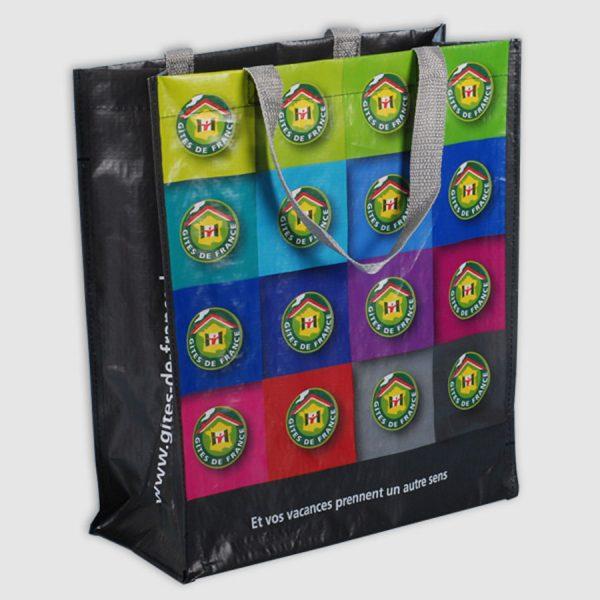 Draagtas XIMA Multicolor Logo Woven