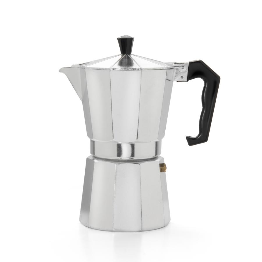 Espressomaker voor 6 kopjes