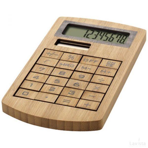 Goedkope bedrukte Eugene rekenmachine met logo