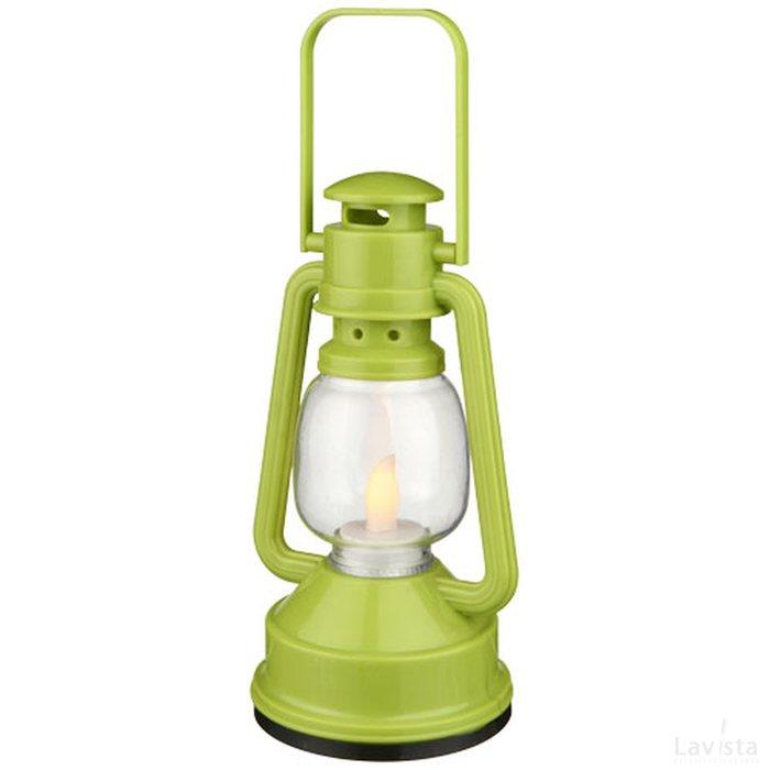 Goedkope bedrukte LED lantaarn met logo