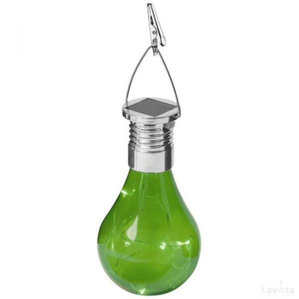 Goedkope bedrukte zonne energie LED licht lamp met logo
