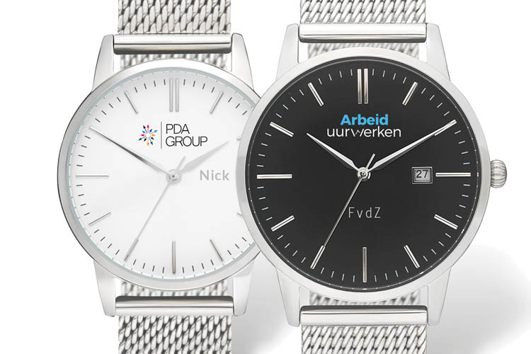 Kan het nog persoonlijker - Horloges op maat