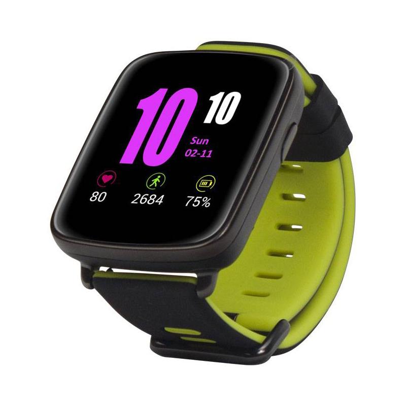 Prixton SWB25 smartwatch waterproof met logo bedrukking