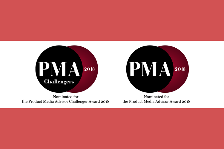 Product Media Advisor of the Year de genomineerden