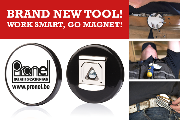 Brand new tool! Work Smart, Work Magnet!