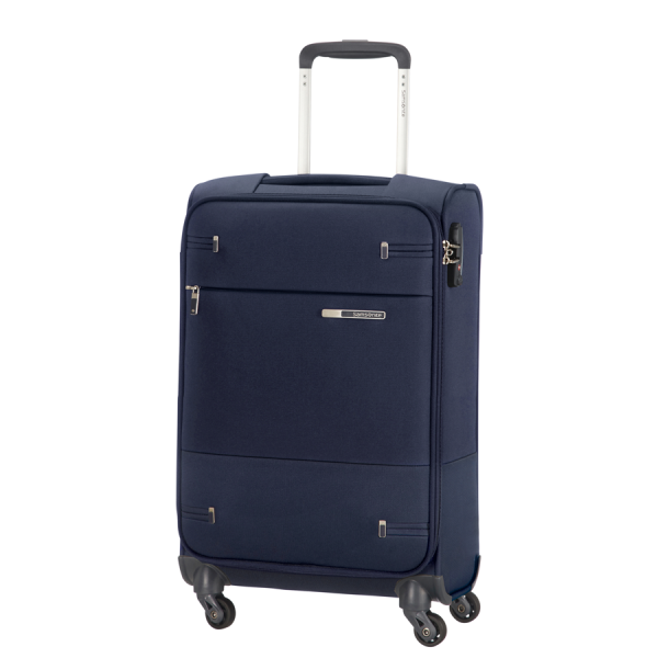 Samsonite Spinner 55 handbagage koffer met logo