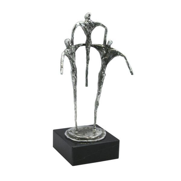 Sculptuur Teamwork