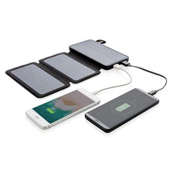 Solar Powerbank Telefoons Xima