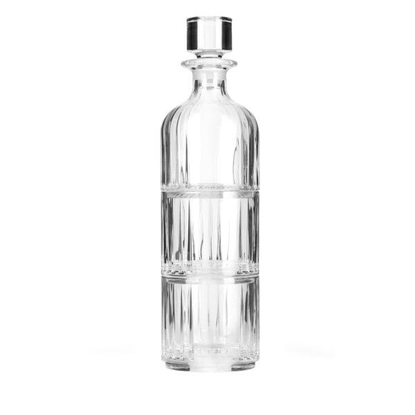 Whiskeykaraf met 2 glazen