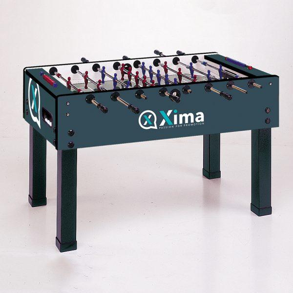 XIMA Kickertafel Blauw