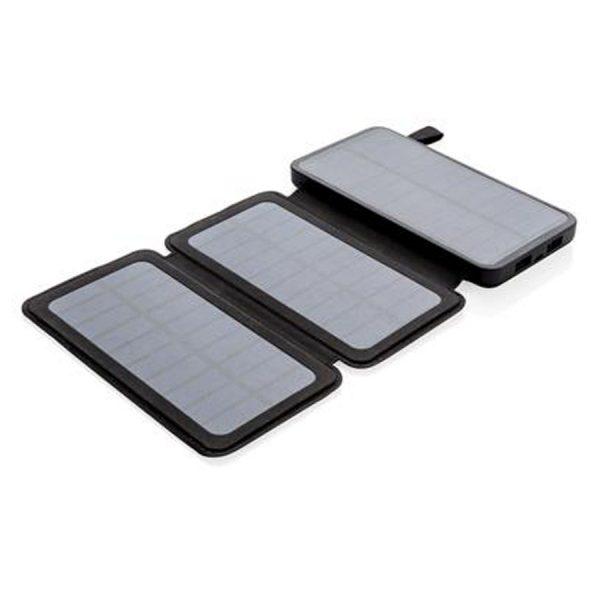 Xima Solar Powerbank Grijs