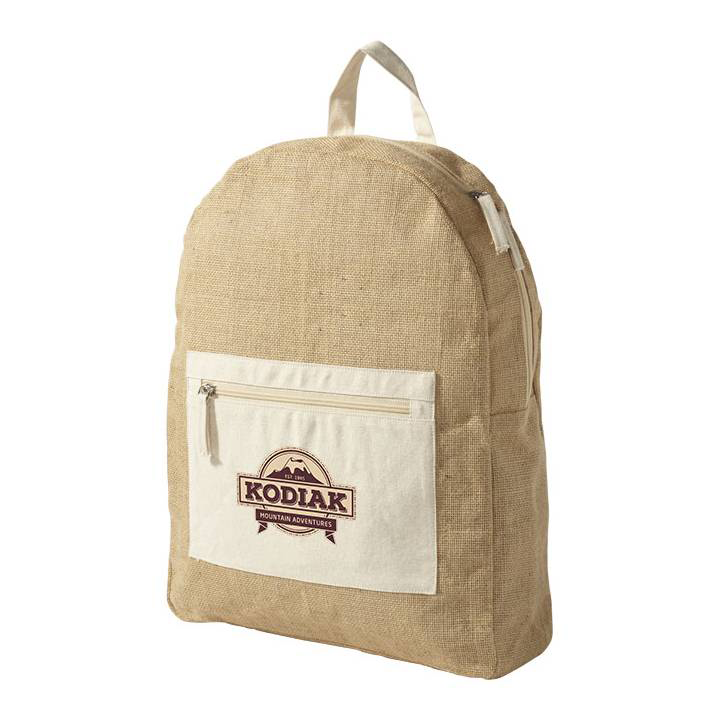 jute rugzak bedrukken - Pasco business & promo gifts