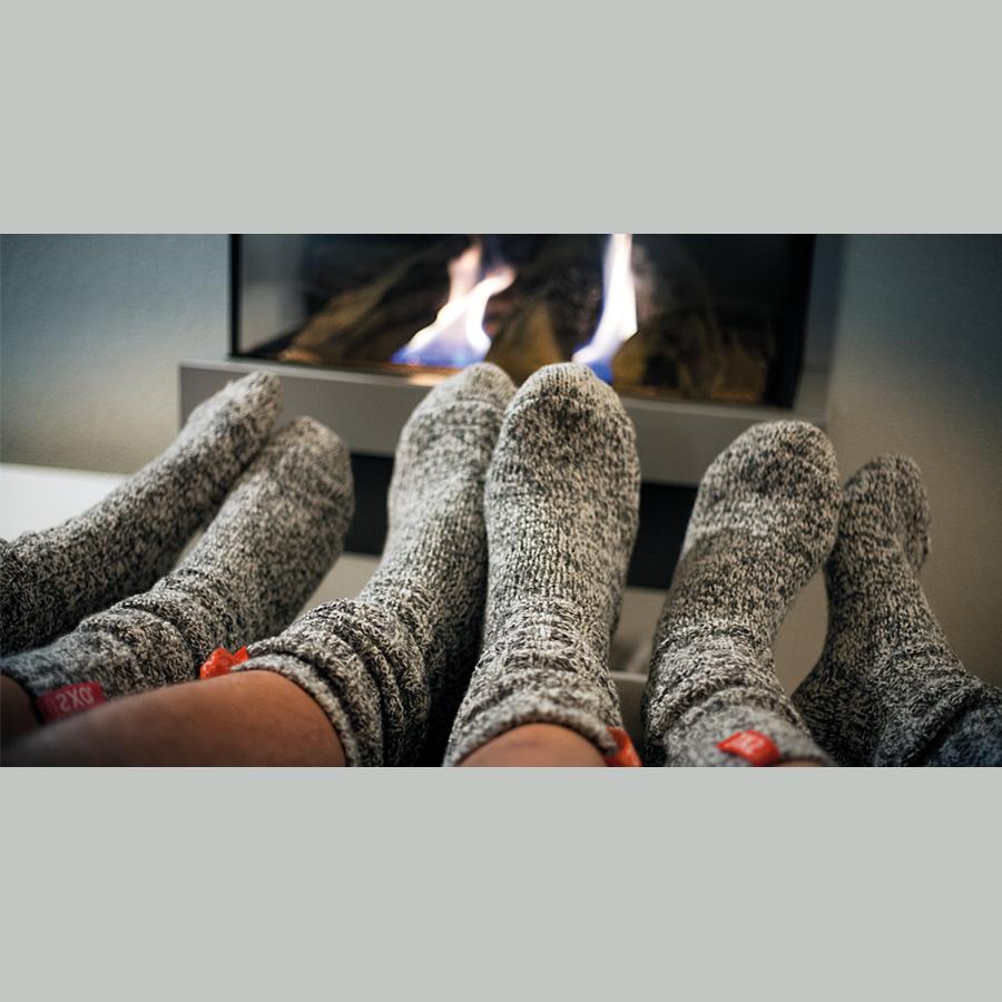 Soxs wollen sokken