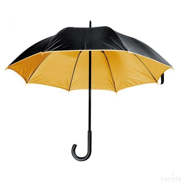 Bedrukte paraplu Nassau goedkoop met logo