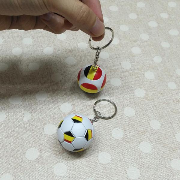 België-sleutelhanger-voetbal