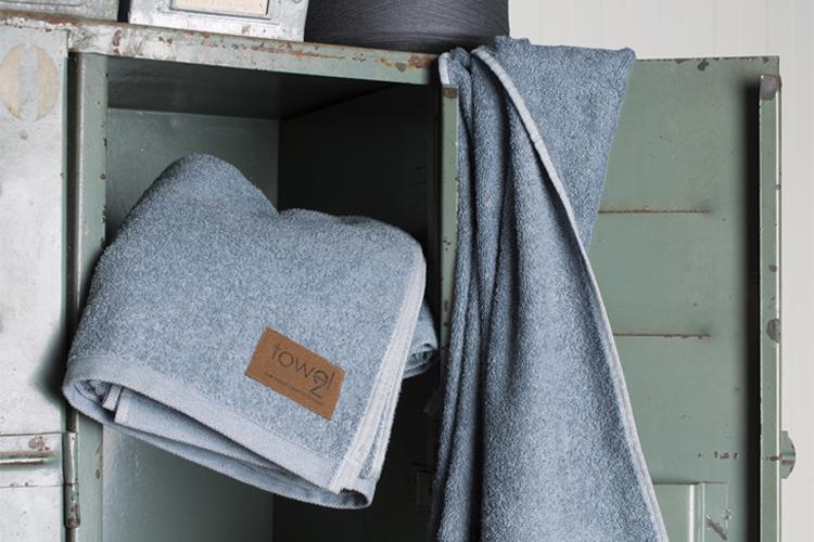 De kleren maken de handdoek