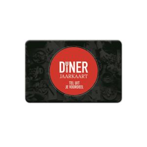 Diner-Jaarkaart